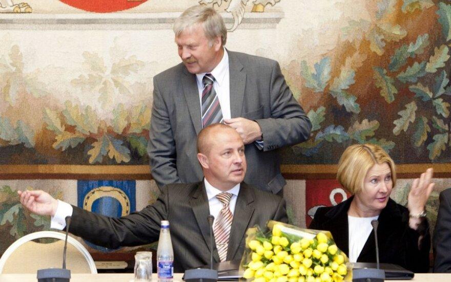 Союз крестьян и зеленых Литвы выдвинет в президенты Брониса Ропе
