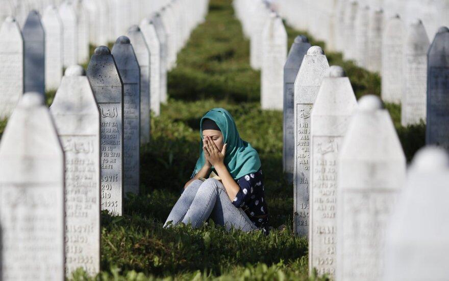 Суд признал Нидерланды частично ответственными за резню в Сребренице