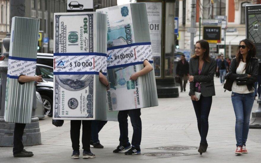 Россия из-за дедолларизации валютных резервов недополучила миллиарды