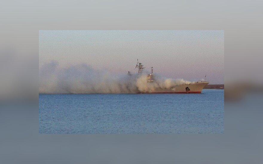 """Украина потеряла еще один корабль, штурм """"Константина Ольшанского"""" закончился"""
