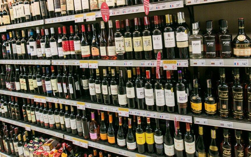 ВОЗ - Литве: вы все еще номер один по употреблению алкоголя