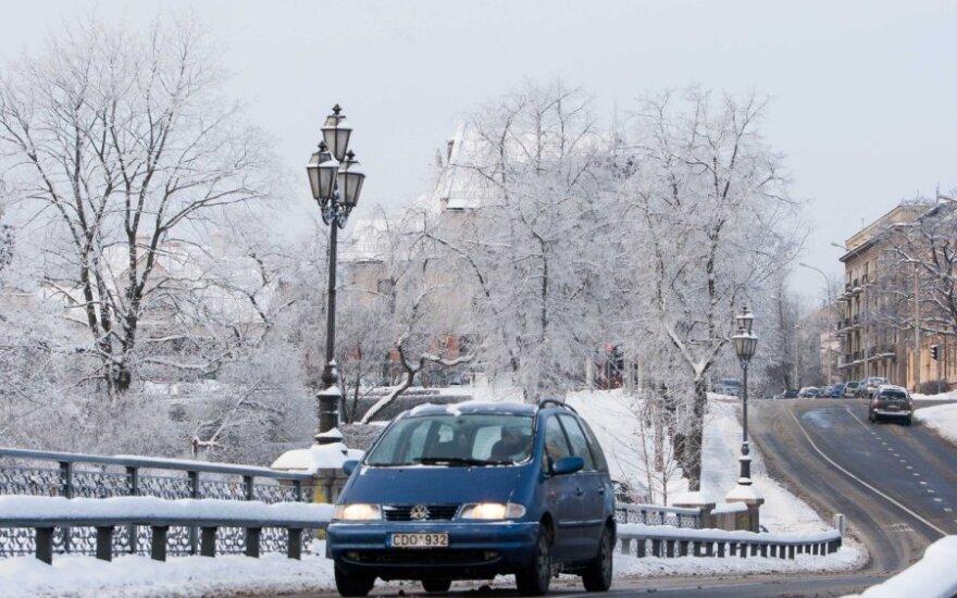 В Литве холода уже унесли несколько жизней