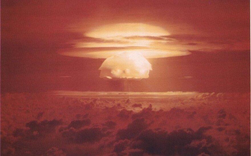 США начали производство ядерных боеголовок малой мощности