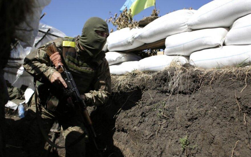 Украинские военные: в нас стреляют, а мы наблюдаем