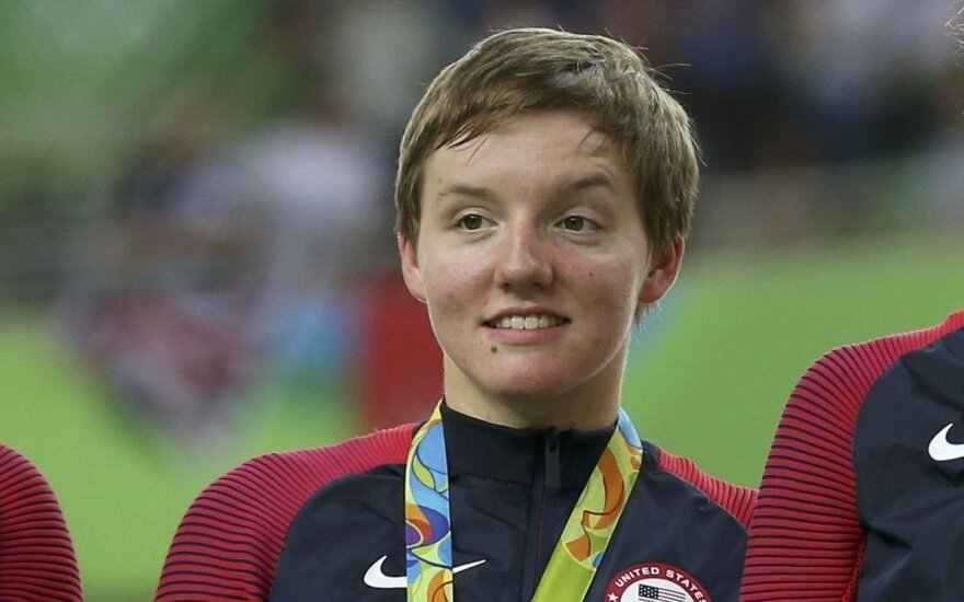 Обладательница олимпийской медали по велоспорту Келли Кэтлин покончила с собой