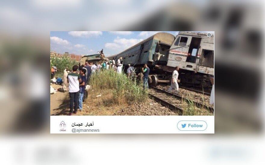 В Египте столкнулись два поезда: более 20 погибших, десятки пострадавших