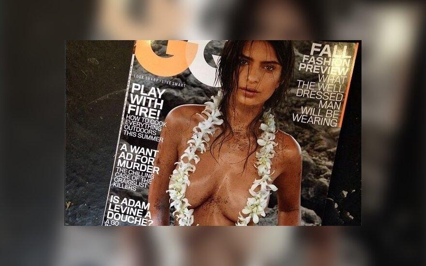 Emily Ratajkowski - nowa ikona mody i stylu Ameryki