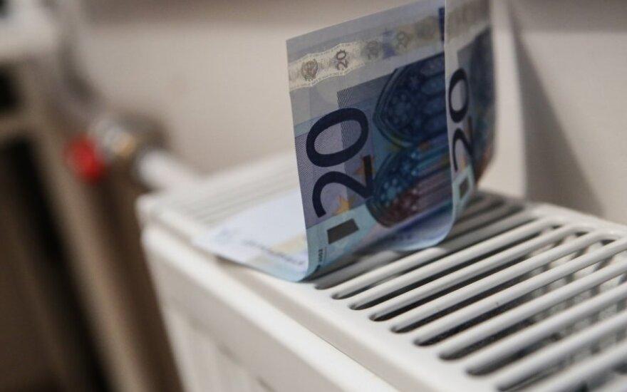 Выросла средняя зарплата в Литве
