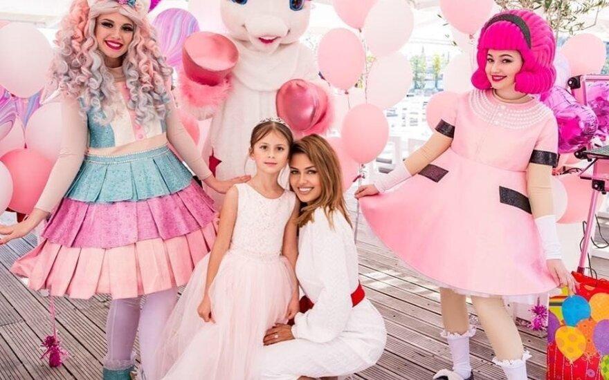 Виктория Боня потратила на день рождения дочери в Монако больше 13 тысяч евро