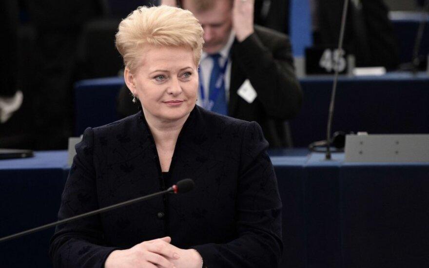 Dalia Grybauskaitė do Waldemara Tomaszewskiego: Pan dyskredytuje Litwę w skali międzynarodowej