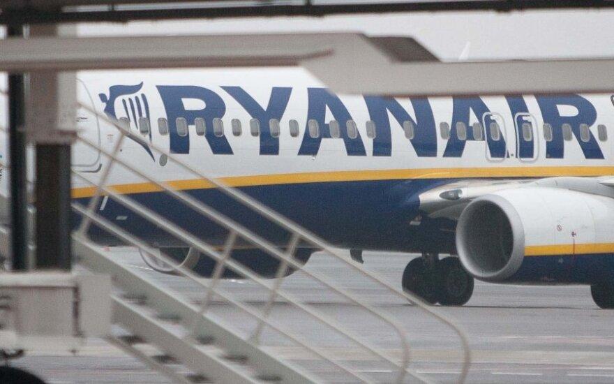 Нарушена деятельность Каунасского аэропорта