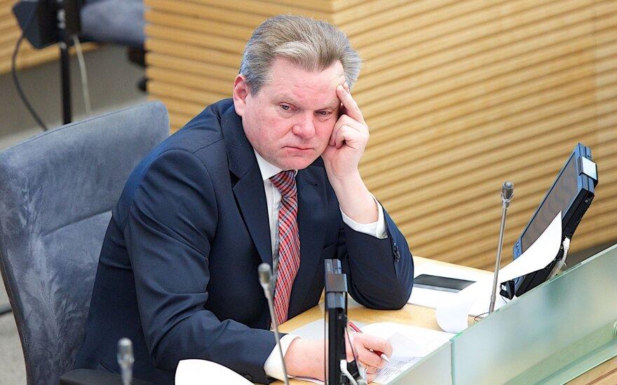 Oświadczenie wiceprzewodniczącego Sejmu J. Narkiewicza ws. kłamliwych wypowiedzi premiera A. Butkevičiusa
