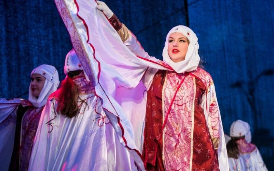В Центре Вильнюса отметят православное Рождество