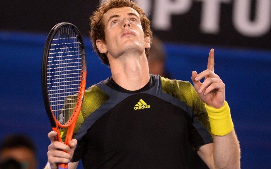 Маррей разбил мечту Федерера о пятом титуле AusOpen