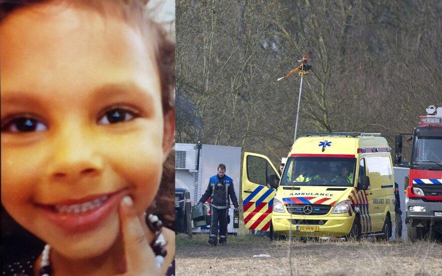 Служба по правам ребенка: тетя рассказала, где находится пропавшая в Голландии девочка