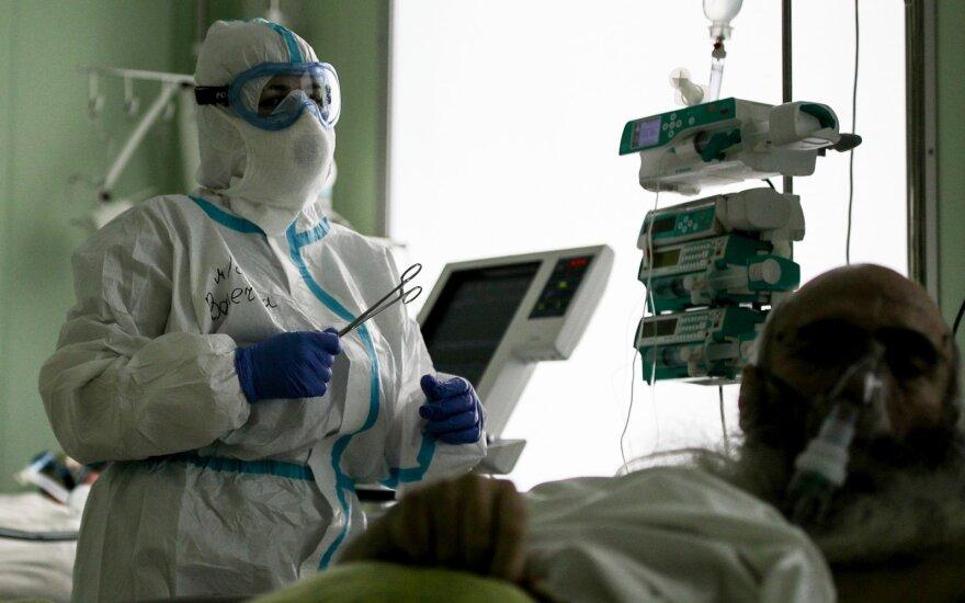 Россия близка к прохождению пика заболеваемости коронавирусом, но регионам грозит вторая волна