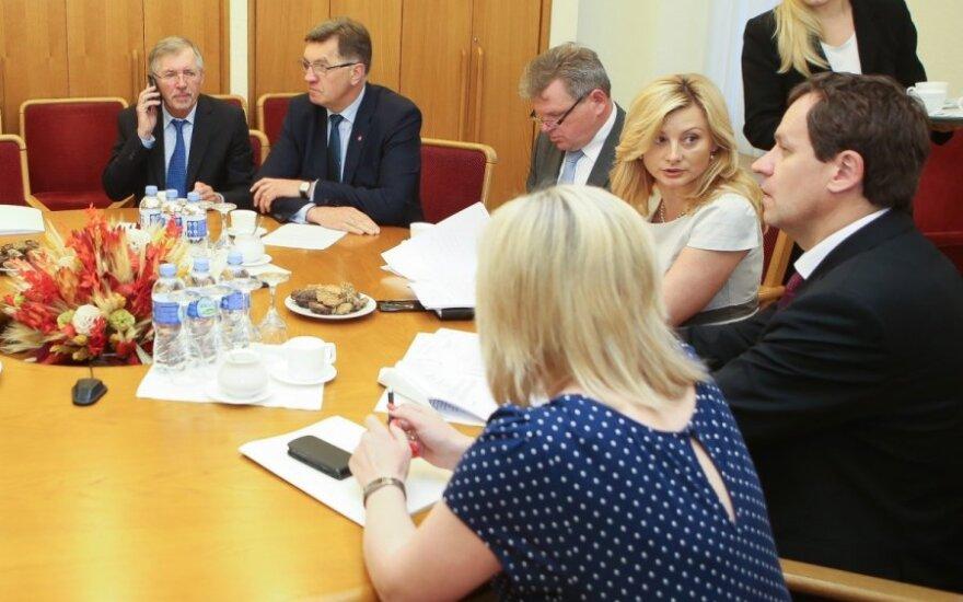Los AWPL, rosyjskie embargo i Ustawa o mniejszościach narodowych. Tematy posiedzenia Rady Politycznej