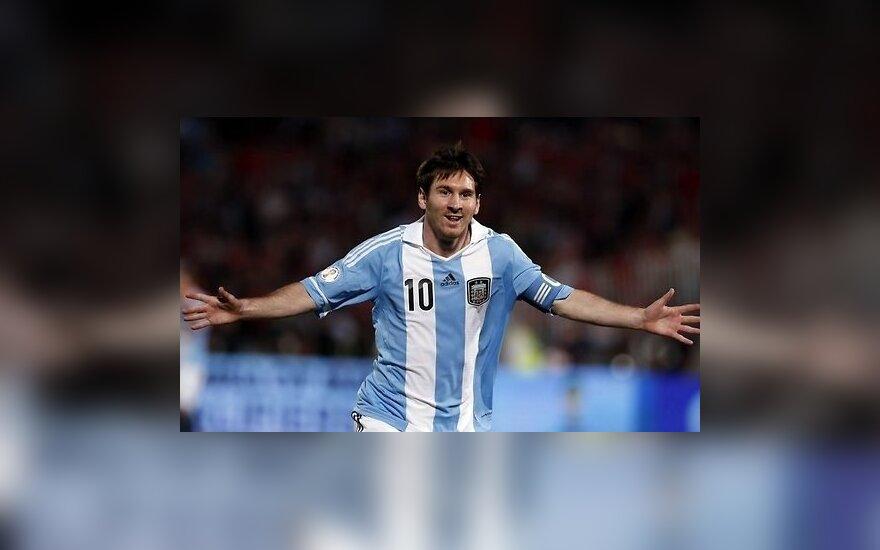 Месси забил 50-й гол за Аргентину, бразильцы спасли матч на 90-й минуте