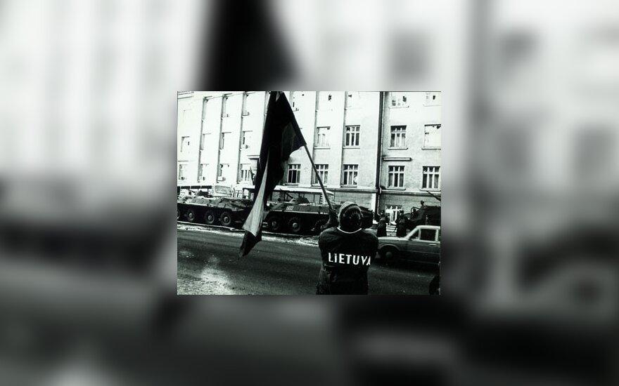 В Литве будут вспоминать защитников Свободы