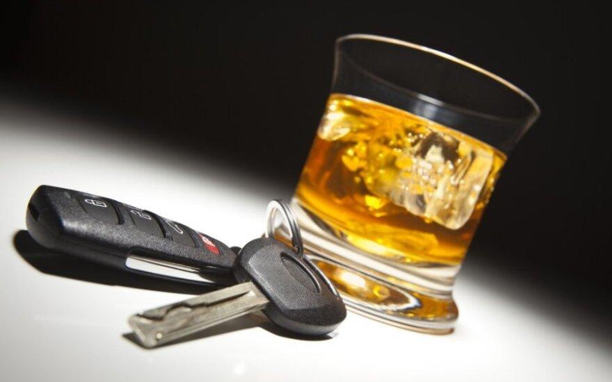 W rejonie solecznikim zatrzymano kierowcę, który miał prawie 6 promili alkoholu we krwi