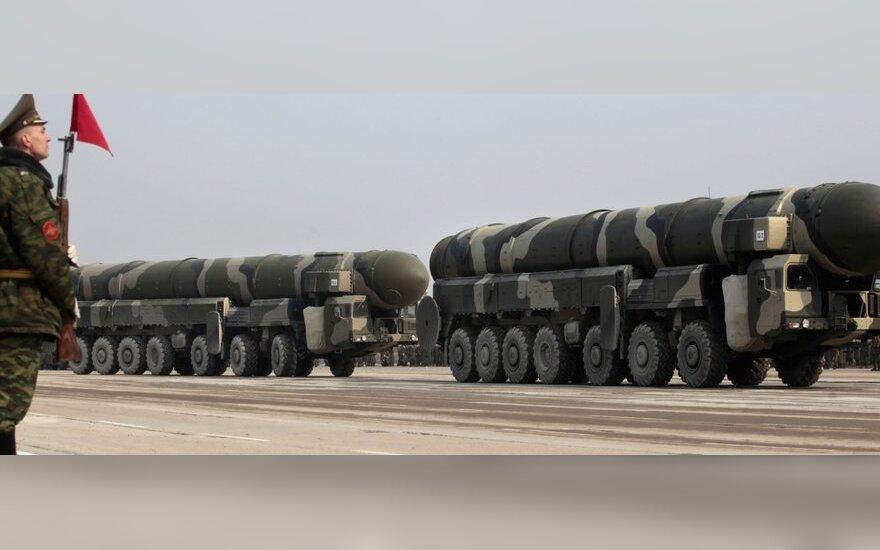 """Россия перестает производить ракетные комплексы """"Тополь М"""""""