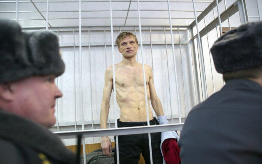 Сергей Коваленко возобновил голодовку