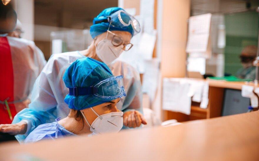 В Литве установили 36 новых случаев коронавируса