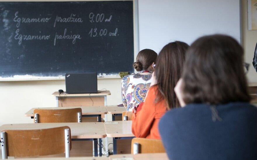Экзамен на аттестат зрелости по литовскому языку не сдало более 6% выпускников школ