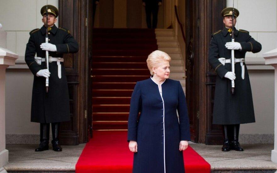 Dalia Grybauskaitė: Blokada eksportu produktów mlecznych, to sprawa polityczna