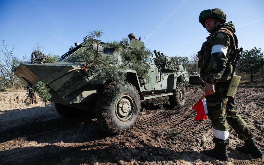 Председатель военного комитета НАТО: мы озабочены ситуацией в Беларуси