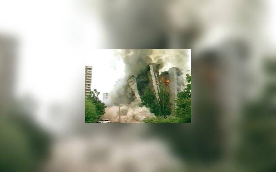 В Астрахани обрушилось общежитие: пропали 9 человек