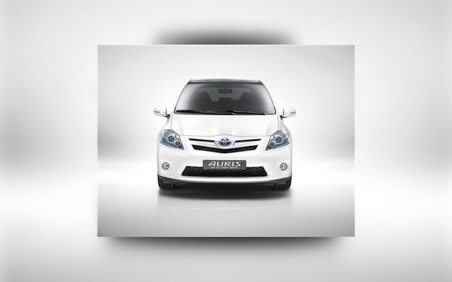 Toyota Auris HSD koncepcija