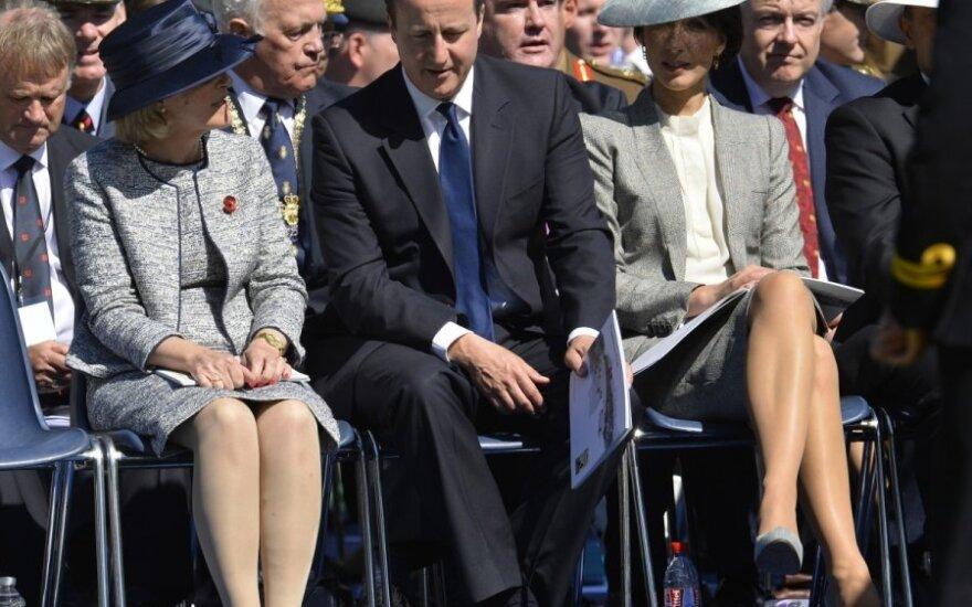 Premier Wielkiej Brytanii odpowiada Sikorskiemu