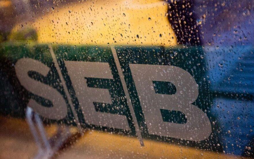 Прибыль банка SEB значительно выросла