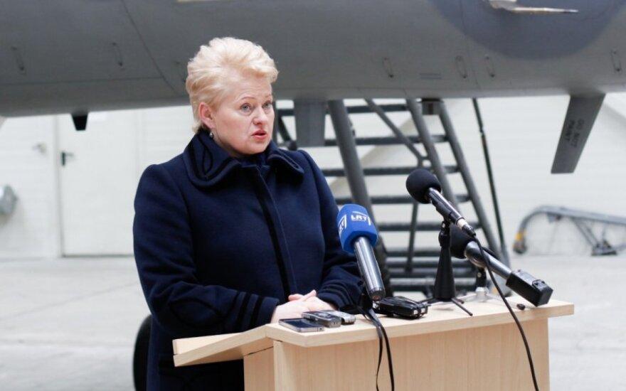 Президент Литвы: Россия начинает фактическую оккупацию Крыма