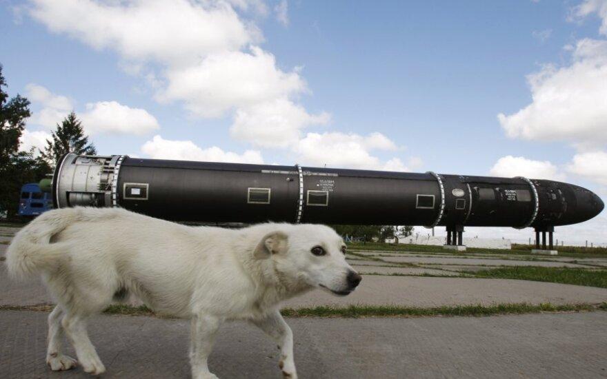 Buvusi slapta branduolinių raketų bazė Ukrainoje – naujas turistų traukos centras