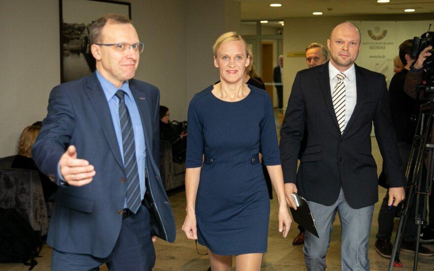 Кручинскене решила идти в парламент: все началось с КПЗ
