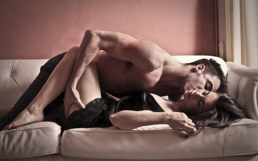 Из скромных мужчин получаются лучшие любовники