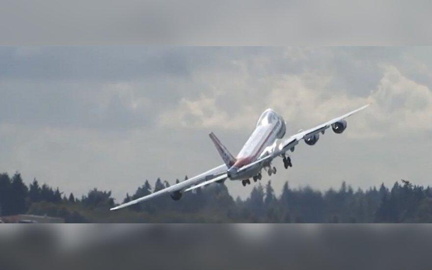 Samolot z Polakami omal nie zderzył się z rosyjskim samolotem zwiadowczym