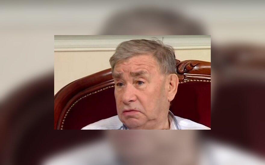 Актер Михаил Светин госпитализирован с инсультом