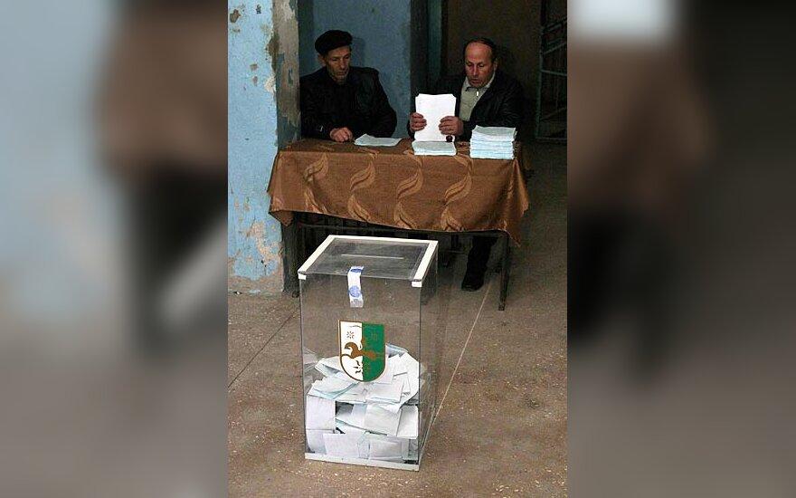 Rinkimai Abchazijoje