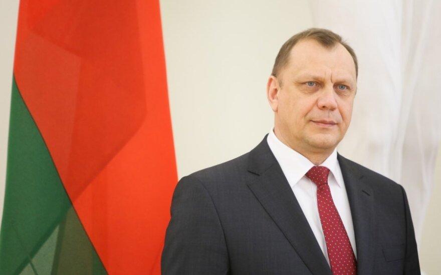 Посол Беларуси: для упрощенного передвижения нужно увеличить число пунктов пропуска