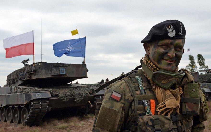 Lenkijos kariuomenė/ NATO