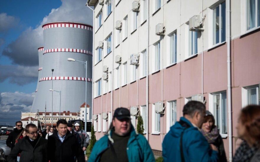 Литва не располагает официальной информацией о старте БелАЭС