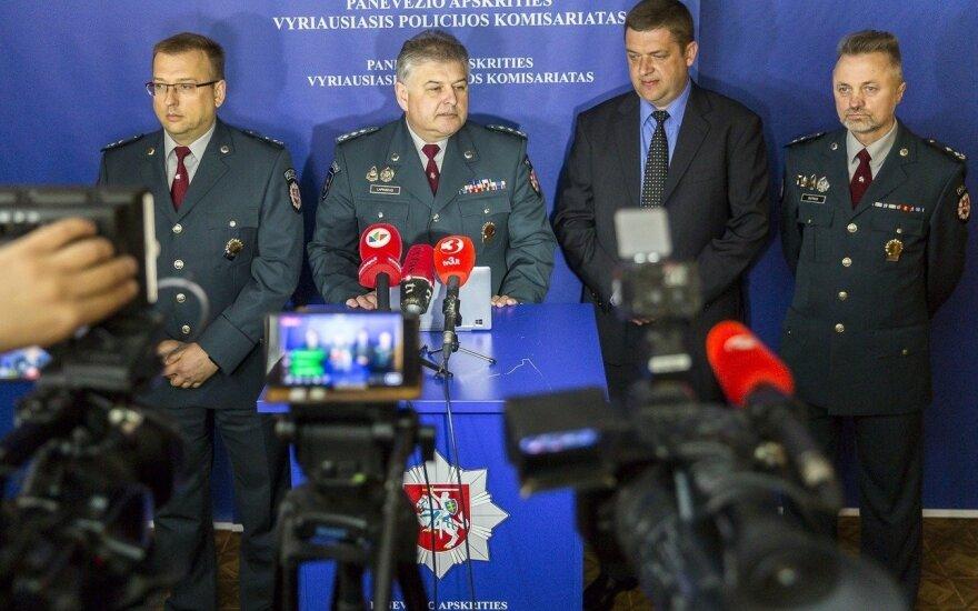 Mindaugas Ambraziūnas, Egidijus Lapinskas, Donatas Skrebiškis, Orlandas Butkus