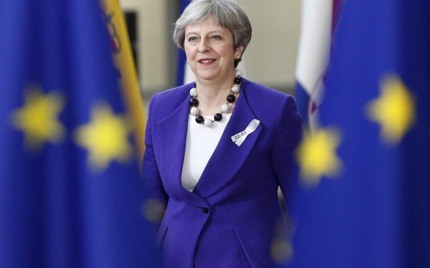 На саммите ЕС принято итоговое заявление по Brexit