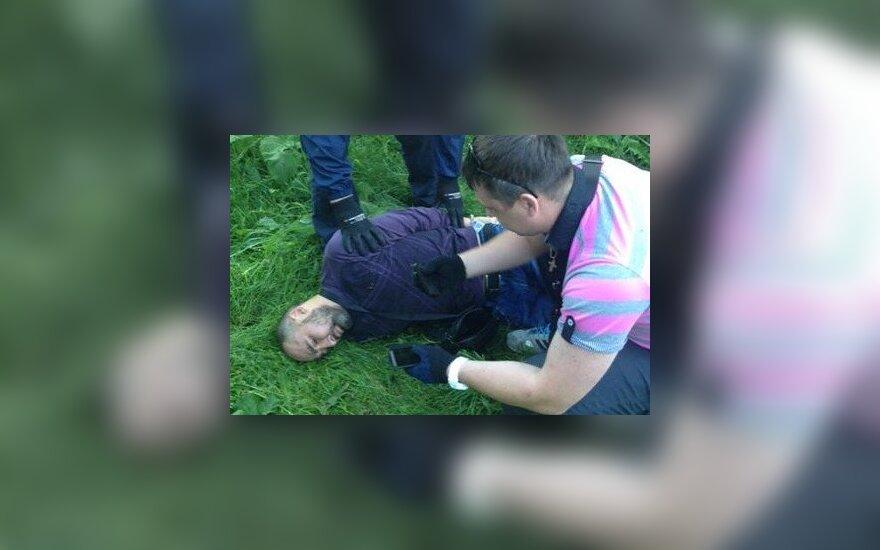 Задержан организатор терактов в Москве