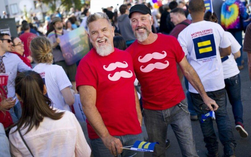 В Cейме Литвы предлагают узаконить гомосексуальное партнерство