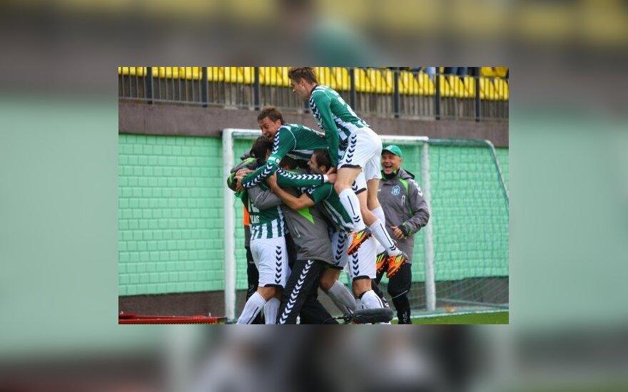 Polska, Litwa i Žalgiris wygrali