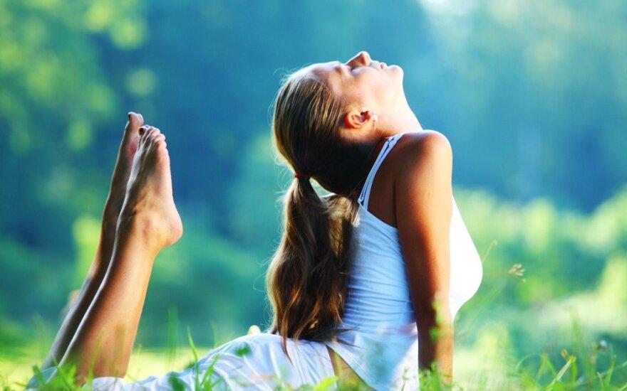 Йога может избавить от хронической боли в пояснице